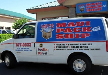 Maui Moving Services